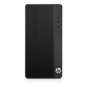 HP 285 G3  MT A8-9600, 8GBW, 256GB M.2 NVMe, DVDRW, WIN10PRO PC DESKTOP MICROTOWER