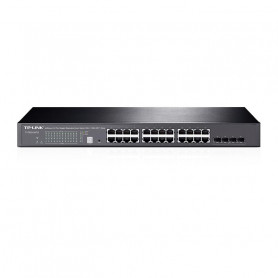 TP-LINK T1700G-28TQ JETSTREAM SWITCH RETE GESTITO 24P.GBE   4 SFP  10GBE