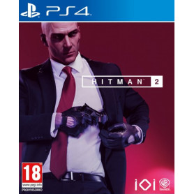 WARNER BROS HITMAN 2 PS4