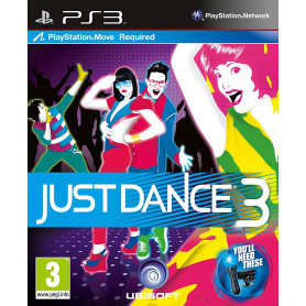 UBISOFT JUST DANCE 3 PS3 GIOCO