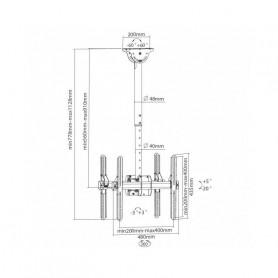 HP 24F MONITOR 23,8 FHD ANTIRIFLESSO 1VGA+1HDMI
