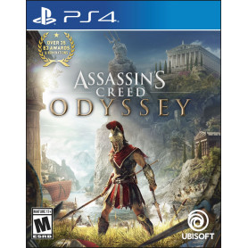 UBISOFT ASSASSIN    S CREED ODYSSEY  PS4