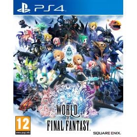 KOCH MEDIA World of Final Fantasy PS4
