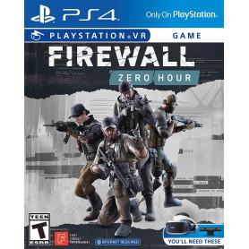 SONY FIREWALL ZERO HOUR PS4