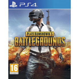 SONY PLAYERUNKNOWN'S BATTLEGROUNDS PS4