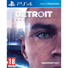 SONY DETROIT BECOME HUMAN PS4