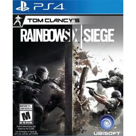 UBISOFT RAINBOW SIX SIEGE PS4 GIOCO