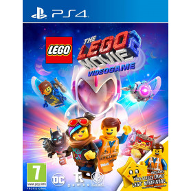 WARNER BROS THE LEGO MOVIE 2 PS4