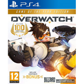 ACTIVISION Overwatch Goty PS4