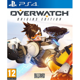 ACTIVISION OVERWATCH ORIGINS PS4 IT