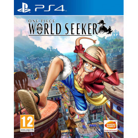 NAMCO ONE PIECE WORLD SEEKER PS4
