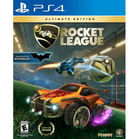 WARNER ROKET LEAGUE ULTIMATE EDITION PS4