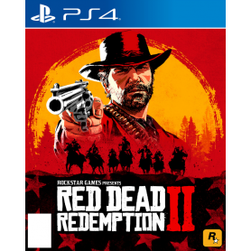 ROCKSTAR GAMES RED DEAD REDEMPTION 2 PS4