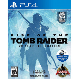 KOCH MEDIA Rise of the Tomb Raider - 20 Year Celebration PS4