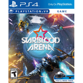 SONY StarBlood Arena VR PS4