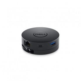 DELL DA300 DOCKING STATION MOBILE USB-C CON USCITE VGA   HDMI   DP   ETH.   USB2.0
