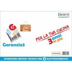 Garanzia3  Casa Nuova 4 Elettrodomestici G3CNPD4500 Massimale 1500