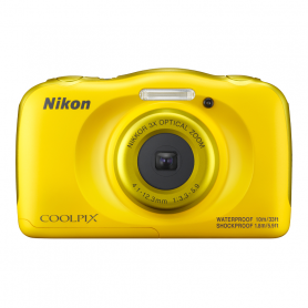 NIKON COOLPIXW100 YELLOW FOTOCAMERA DIGITALE