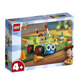 LEGO JUNIORS 10766 WOODY E RC