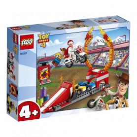 LEGO JUNIORS 10767 LE ACCROBAZIE DI DUKE CABOOM