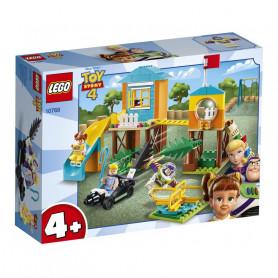 LEGO JUNIORS 10768 AVVENTURA AL PARCO GIOCHI DI BUZZ E BO PEEP