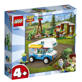 LEGO JUNIORS 10769 TOY STORY 4  VACANZA IN CAMPER