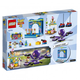 LEGO TECHNIC 42094 RUSPA CINGOLATA