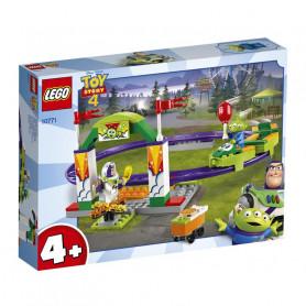 LEGO JUNIORS 10771 OTTOVOLANTE CARNEVALESCO