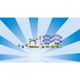LEGO MOVIE 2™ 70829 IL BUGGY FUGGI-FUGGI DI EMMET E LUCY!