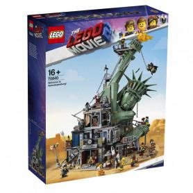 LEGO 70840 THE LEGO MOVIE 2 BENVENUTO AD APOCALISSEBURG