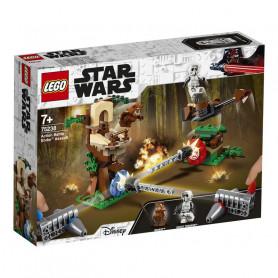 LEGO STAR WARS 75238 ACTION BATTLE  ASSALTO A ENDOR