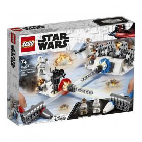 LEGO STAR WARS 75239 ACTION BATTLE  ATTACCO AL GENERATORE DI HOTH