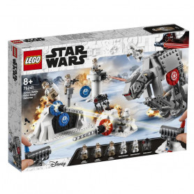 LEGO STAR WARS 75241 ACTION BATTLE  DIFESA DELLA ECHO BASE
