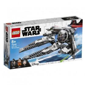LEGO STAR WARS 75242 TIE INTERCEPTOR BLACK ACE