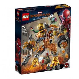 LEGO MARVEL SUPER HEROES 76128 LA BATTAGLIA DI MOLTEN