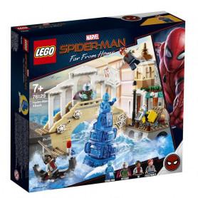 LEGO MARVEL SUPER HEROES 76129 L ATTACCO DI HYDROMAN