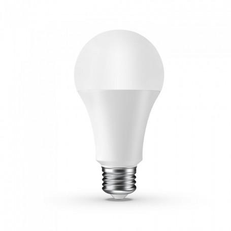 V-TAC 7451 LED BULB -  9W E27 A65 COMPATIBLE WITH AMAZON ALEXA AND GOOGLE HOME RGB 4000K