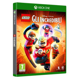 WARNER BROS LEGO GLI INCREDIBILI XBOX ONE