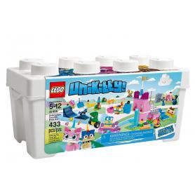 LEGO 41455 UNIKITTY SCATOLA DI MATTONCINI CREATIVI UNIKINGDOM