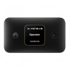 HUAWEI E5785Lh-22c MOBILE WIFI HOTSPOT ROUTER 150MBPS 4G-LTE CAT6 NERO
