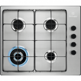 ELECTROLUX EGS6414X  PIANO COTTURA GAS