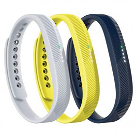 FITBIT FLEXY WIRSTBANDS ACCESSORY PACK VIVID-MISURA L