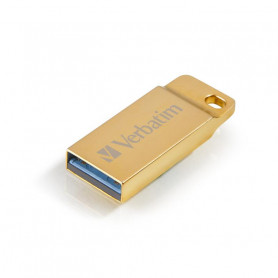 VERBATIM 99106 METAL EXECUTIVE 64GB GOLD PENDRIVE USB3.0
