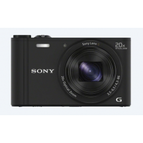 SONY DSC-WX350 BLACK FOTOCAMERA DIGITALE