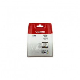 CANON PACK CARTUCCE PG-545 XL NERO   CL-546XL COLOR ALTA CAP.   50FF CARTA 10x15