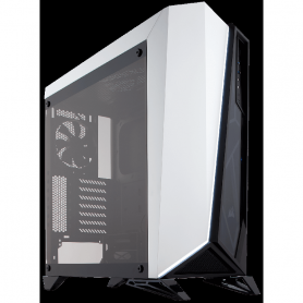 CORSAIR CC-9011119-WW CARBIDE SPEC-OMEGA NERO E BIANCO CASE ATX