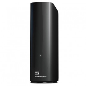 W.D.ELEMENTS BLACK 10TB 3.5IN WDBWLG0100HBK-EESN HDD ESTERNO USB 3.0