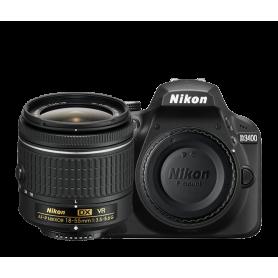 NIKON D3400 AF-P18-55VR KIT REFLEX