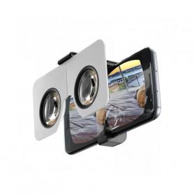 CELLULAR 3DVISORZIONOK VISORE VR POCKET SMARTPH FINO A 6  NERO