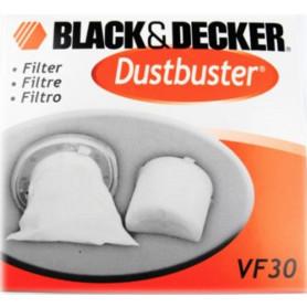 BLACK   DECKER VF30 FILTRO